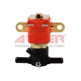 Фото Электроклапан бензина ATIKER 1225 (пластик) торговой марки Atiker