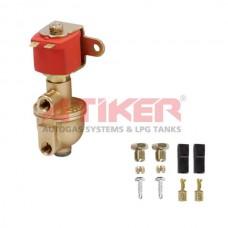Фотография Электроклапан газа ATIKER 1200 производителя Atiker