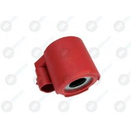 Катушка красная BRC для ЭМК газа 8 мм под разъем