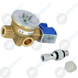 Клапан газу Prins d=6 mm