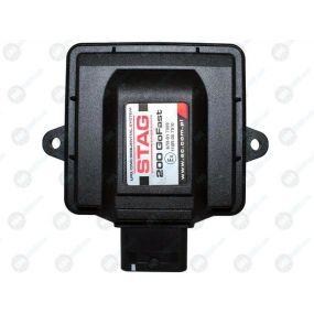 Иллюстрация ЭБУ контроллер Stag Go Fast 200 4 цилиндра  STAG