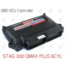 Карточка Блок управления Stag-300 QMAX PLUS 6 цилиндров ТМ STAG