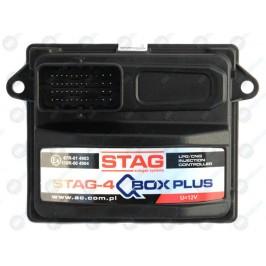 Блок керування STAG-4 QBox Plus (4 циліндра)