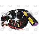 Набор проводников и коннекторов, необходимых для подключения и нормального ..