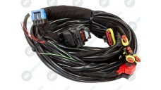 Проводка к Блоку управления STAG-4 QBox Plus (4 цилиндра)