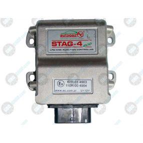 Изображение Блок управления Stag-4 Eco (4 цилиндра) торговой марки STAG