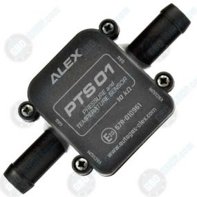 Знімок МАП-сенсор Optima PTS-01 (5pin)  бренду Alex