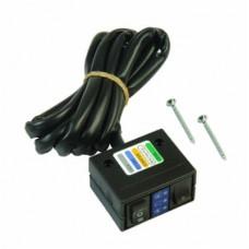 Фотознімок Перемикач (кнопка) бензин-газ ATIKER 3021 (вакуумний) без показника рівня  ТМ Atiker