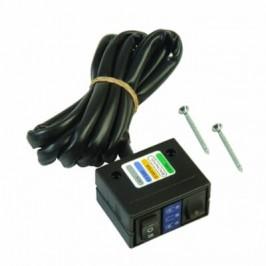Переключатель (кнопка) бензин-газ ATIKER 3021 (вакуумный) без указателя уровня