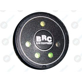 Картка Кнопка BRC Push-Push перемикач бензин-газ  фірми BRC Gas Equipment