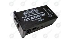 Переключатель STAG 2-W газ/бензин (инжектор) на элэктро редуктор