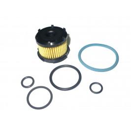 Ремкомплект клапана газа BRC ET98 MY07. Фильтр для ЭМК BRC нового образца