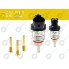 Фотокартка Форсунка газова Hana H2001 Gold RAIL компанії HANA