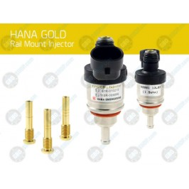 Форсунка газова Hana H2001 Gold RAIL