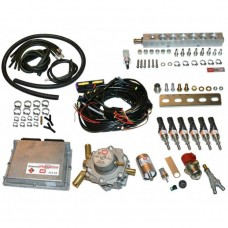 Фотография Миникомплект BRC Plug&Drive MY10 (6 цилиндров, V-образн.), до 190 kW производителя BRC Gas Equipment