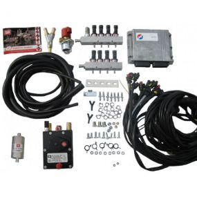 Фотография Миникомплект BRC Plug&Drive MY10 (8 цилиндров, V-образн.), до 240 kW компании BRC Gas Equipment