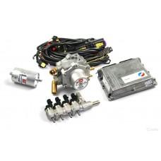 Ілюстрація Міні-комплект BRC Plug&Drive MY10 (4 циліндра), до 140 kW  ТМ BRC Gas Equipment