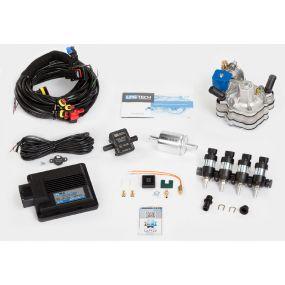 Фотка Мінікомплект TECH-326 (Редуктор на вибір, форсунки HANA)  фірми LPG Tech