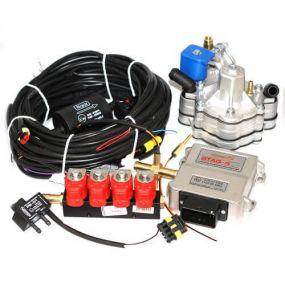 Фото Комплект STAG-4 Eco (4 циліндра), до 100 kW  торгової марки STAG