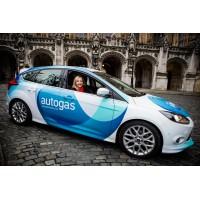 Autogas Limited підтримує мережу переобладнання автомобілів