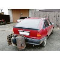 В Украине уже минимум шесть авто ездят на дровах