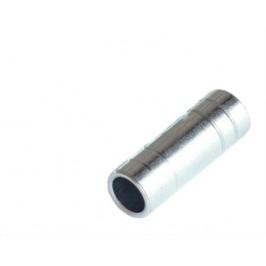 Переходник тосольный D16-D16 (алюминий)