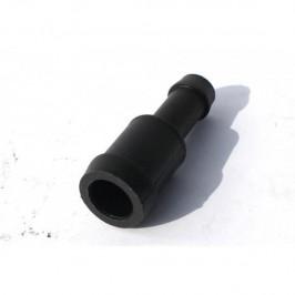 Переходник тосольный 12x16 (пластик)