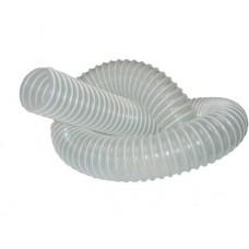Фотка Гофра для вентиляції, діаметр 30 мм, метр/погон.  компанії нет инфо