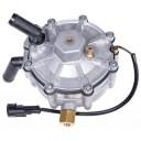 Газовый редуктор STAG R01 110 kW мощностью 150 hp, корпус изготовлен из алю..