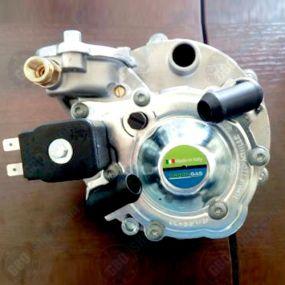 Редуктор GreenGas АТ07 MOD 100 л.с. (до 70 кВт), вход D6 (M10x1),