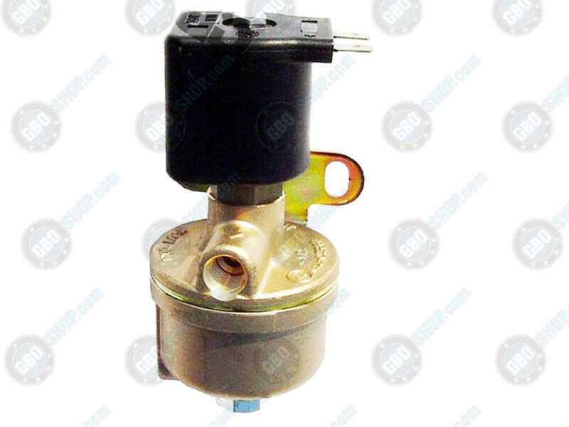 Газовый Tomasettoфильтр тонкой очистки ГБО в клапан Томасетто