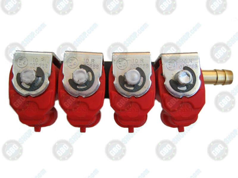 Газовые форсунки газобаллонного оборудования
