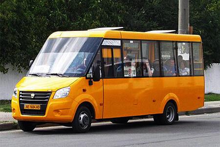 Фургоны с газобаллонным оборудованием