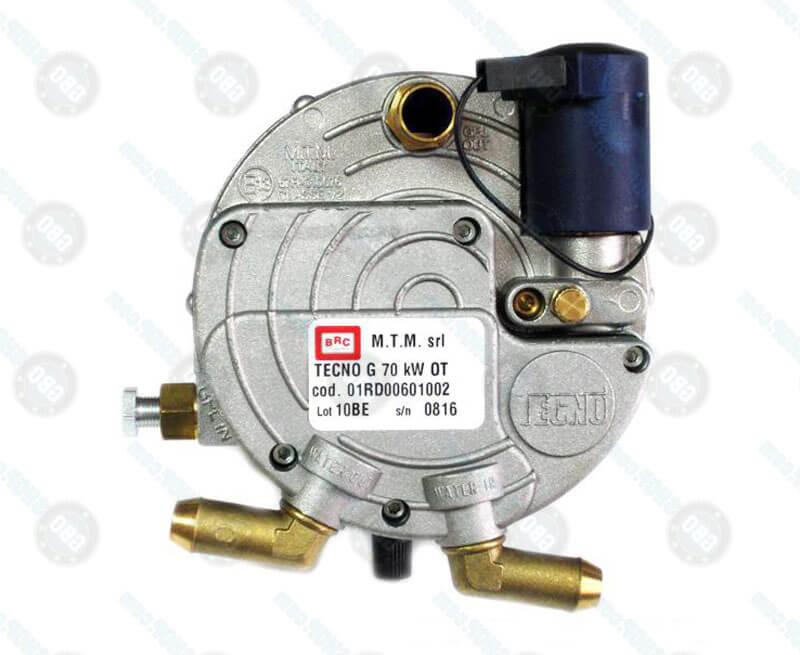 Инструкция газового редуктора